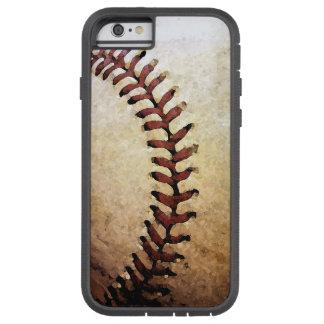 iPhone de base-ball 6 couvertures de cas Coque Tough Xtreme iPhone 6