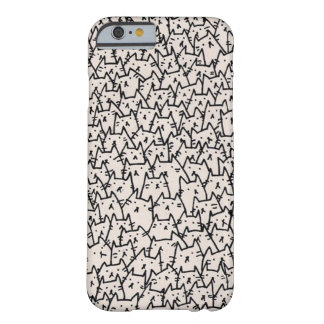 iPhone de chat Coque Barely There iPhone 6
