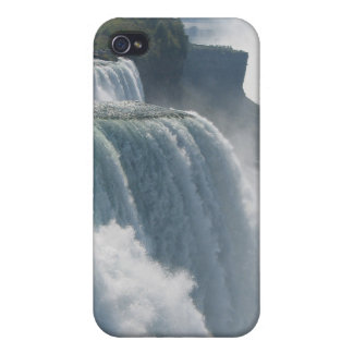 iPhone hard shell case (Niagara Falls) w/o text Cover For iPhone 4