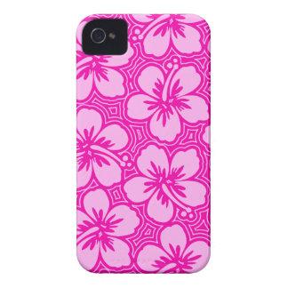 iPhone hawaïen de ketmie d'île 4 cas Étuis iPhone 4