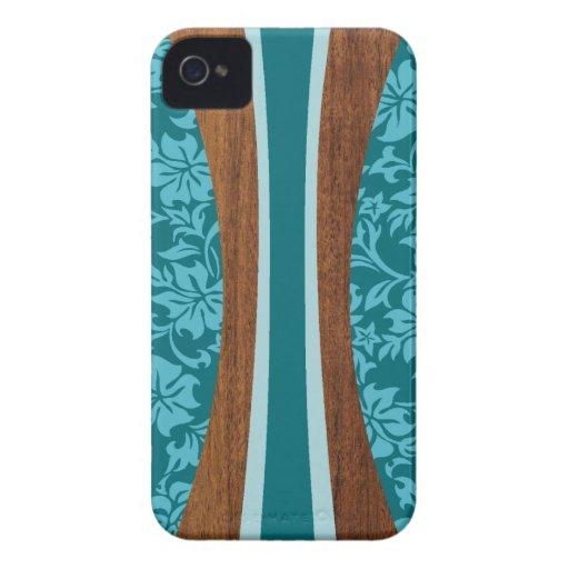 iPhone hawaïen de planche de surf de Laniakea 4 ca Coque iPhone 4 Case-Mate