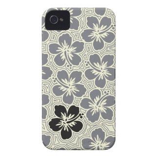 iPhone hawaïen floral d'île 4 cas Coques Case-Mate iPhone 4