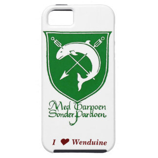 iPhone hoesje I ♥ Wenduine Case For The iPhone 5