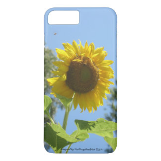 iPhone/iPad case, bright sunflower iPhone 8 Plus/7 Plus Case