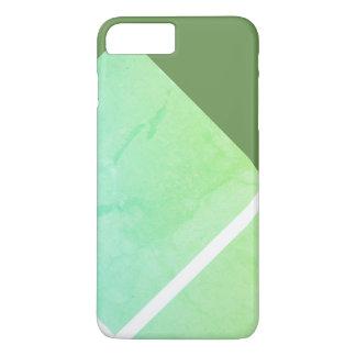 iPhone / iPad case GREEN&WHITE