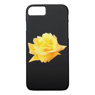 iPhone/iPad case, red rose iPhone 8/7 Case
