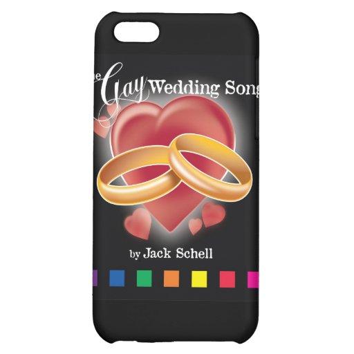 iPhone la couverture gaie de chanson de mariage Coques Pour iPhone 5C