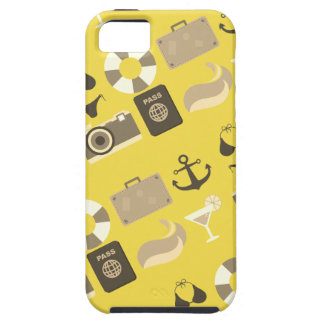 Iphone layer Turns yellow Vacation In the Ship iPhone 5 Case