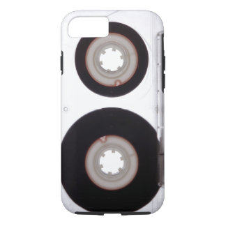iPhone: Magnetic Tape Audio Cassette. Protection iPhone 7 Case