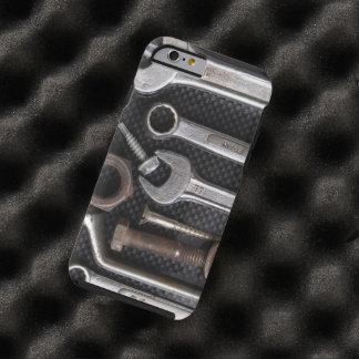iPhone: mechanics bench tool Tough iPhone 6 Case