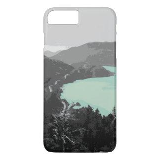 iPhone Mountain Lake Case (4,5,6,7,8)