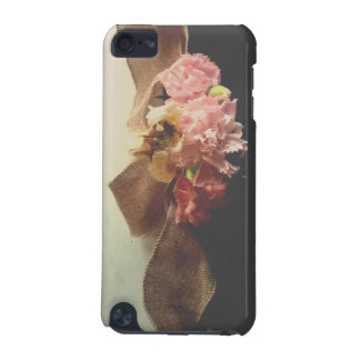 iphone pink flowers love gift pretty design iPod touch (5th generation) covers