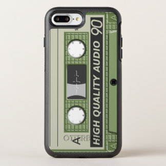 iPhone retro tape deck