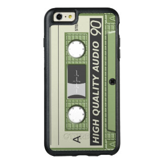iPhone retro tape deck case