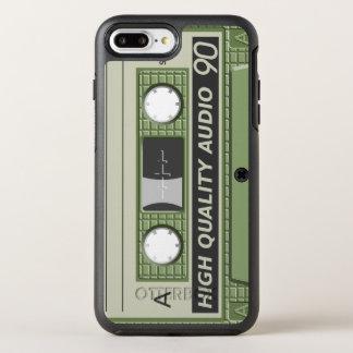 iPhone retro tape deck OtterBox Symmetry iPhone 7 Plus Case