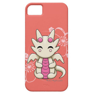 iPhone se/5/5s Pink Kawaii Dragon Phone Case