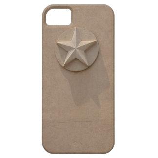 iPhone SE Case Tan Star
