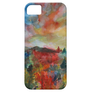 iPhone SE + iPhone 5/5S, Barely There Autumn Case For The iPhone 5