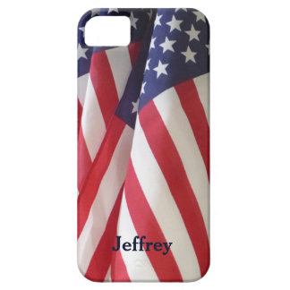 iPhone SE, iPhone 5/5s Case, American Flags iPhone 5 Case