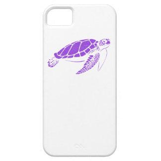 iPhone SE + iPhone 5/5S, Phone Case Turtle Design