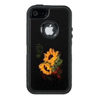 iPhone SE Otterbox Defender Sunflower
