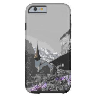 iPhone Switzerland Lauterbrunnen Case (4,5,6,7,8)