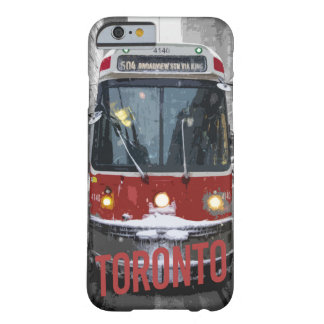 iPhone Toronto Streetcar Case (4,5,6,7,8)