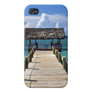 iPhone tropical 4 d'île iPhone 4 Case