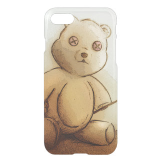 iPhone vintage case - Teddy