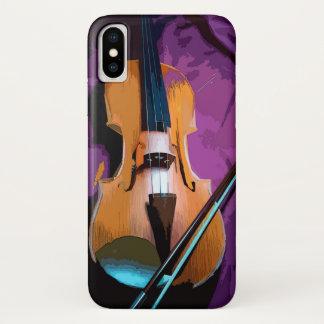 iPhone vintage case - Viola