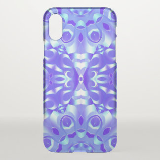 iPhone X Clearly Case kaleidoscope Flower G65