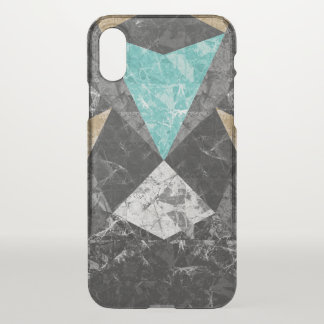 iPhone X Clearly Case Marble Background G430