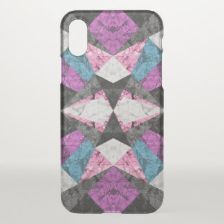 iPhone X Clearly Case Marble Background G438