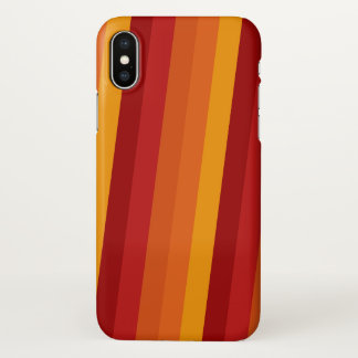 iPhone X Colourful Cover