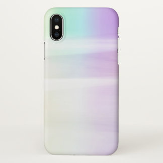 iphone x sky country western light wood case