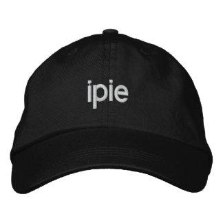 ipie hat! embroidered hat
