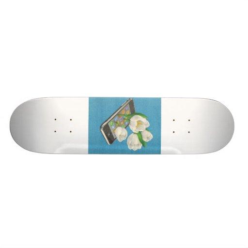 iPLANTER Skateboard