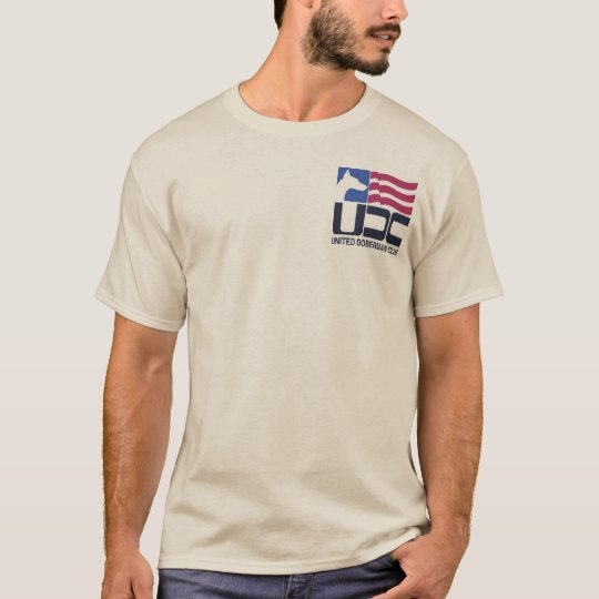 IPO 3 Club Men's Dual Logo Basic T T-Shirt