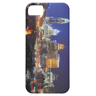 Ipod case featuring Cincinnati's skyline