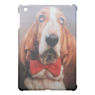 Ipod Case With Sherlock The Basset Hound iPad Mini Cover
