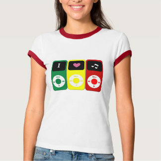 Ipod Music Lovers T-Shirt