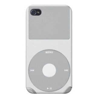 iPod Music Player iPhone 4 Case