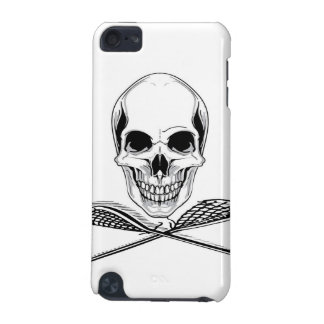 iPod Skull Lacrosse iPod Touch (5th Generation) Covers