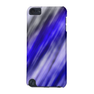 iPod Touch 5g, abstract art, blue iPod Touch (5th Generation) Cases