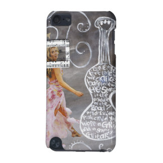 """iPod Touch 5g, Barely There Phone Case """"Gypsy"""""""