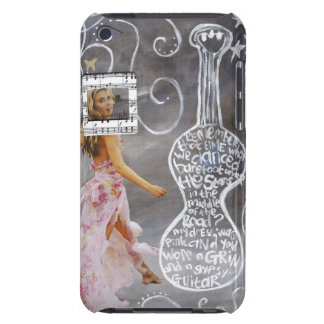 """iPod Touch, Barely There Phone Case """"Gypsy"""""""