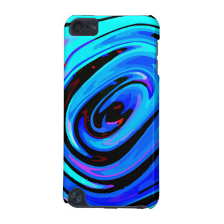 "iPod Touch Case 5th Generation ""Feeling Blue"""