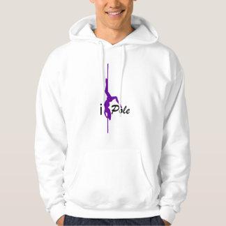 iPole Purple/Black Hoodie
