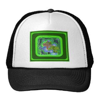 ipomoea-faery trucker hat