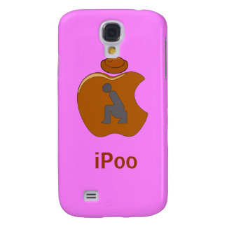 iPoo - Funny iPhone Cases (pink)